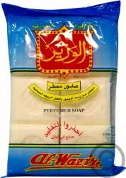 Al-Wazir White Soap 6 pc