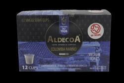 Aldecoa Coffee Colombia Narino
