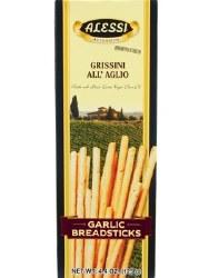 Alessi Garlic Breadsticks 5oz