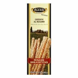 Alessi Sesame Breadsticks 5oz