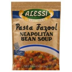 Alessi Neopolitan Bean Soup 6oz