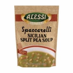 Alessi Spaccarelli Sicilian Split Bean Soup 6oz
