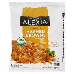 Alexia Hash Browns 16oz