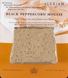 Alexian Black Peppercorn Mousse 5oz
