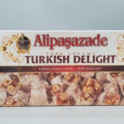 Alipasazade Turkish Delight 2xHazelnut 1lb