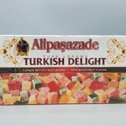 Alipasazade Turkish Delight MIxed Fruits 1lb
