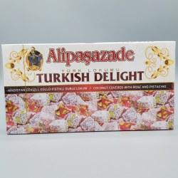 Alipasazade Turkish Delight Rose & Pistachio 1lb