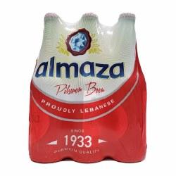Almaza Pilsner 6 pack