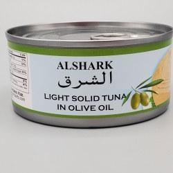 Alshark Tuna in Olive Oil 6oz