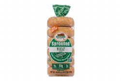 Alvarado St. Sprouted Wheat Bagel 6pc