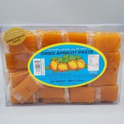 El Shalati Amaredine (Apricot) Square Candy 1000g