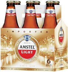 Amstel Light 6 pack