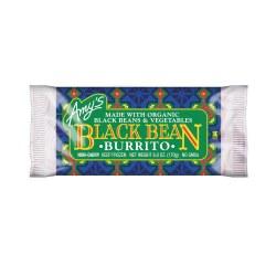 Amy's Black Bean Burrito 6oz