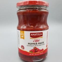 Anatolia Mild Pepper Paste 25.4oz