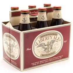Anchor Brewing Co. Liberty Ale 6 pack