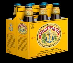 Anchor Brewing Co. Steam Beer 6 pack