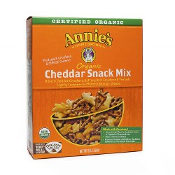 Annie's Cheddar Snack Mix 9oz