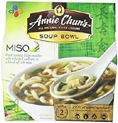 Annie's Miso Soup Bowl 5.9oz