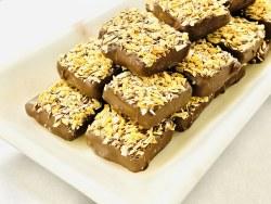 Artisan Chocolate Caramel Toasties