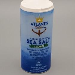 Atlantis Sea Salt Coarse 250g