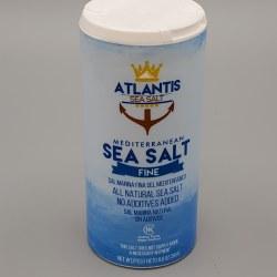 Atlantis Sea Salt Fine 250g