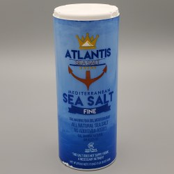 Atlantis Sea Salt Fine 500g