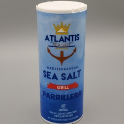 Atlantis Sea Salt Grill 500g