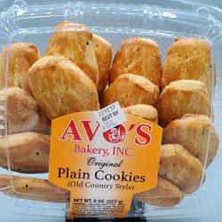 Avo's Plain Cookies 8oz