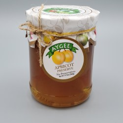 Aygee Apricot Preserves 19.75 oz