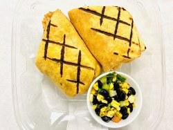 Phoenicia Beef Fajita Black Bean Wrap