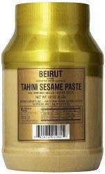 Beirut Tahini plastic jar 2 lb