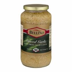Bellino minced garlic 32 oz