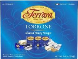 Bellino Torrone nougat assorted 18 pc