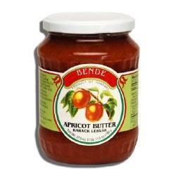 Bende apricot butter 27.5 oz