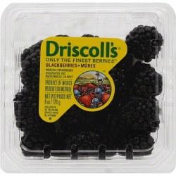 Phoenicia Blackberries 6 oz