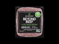 Beyond Meat Pland Based Ground Beef 1lb