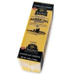 Boar's Head American Cheese (Yellow)