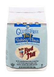 Bob's Red Mill Flour For Baking 1 to 1 Gluten Free 44oz