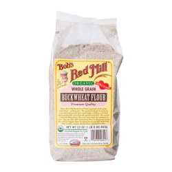 Bob's Red Mill Buckwheat Flour Organic 22oz