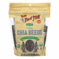 Bob's Red Mill Organic Chia Seeds 12oz