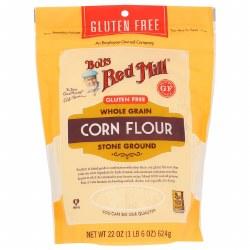 Bob's Red Mill Gluten Free Corn Flour 22oz