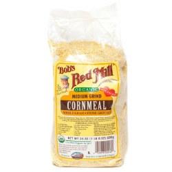 Bob's Red Mill Medium Grind Cornmeal 24oz