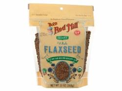 Bob's Red Mill Organic Brown Flaxseed 13oz