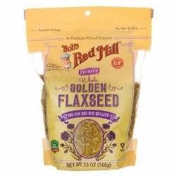 Bob's Red Mill Gluten Free Golden Flaxseed 13oz