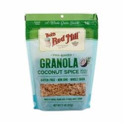 Bob's Red Mill Granola Coconut Spice 11oz