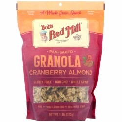 Bob's Red Mill Granola with Cranberry and Almond Flavor 11oz