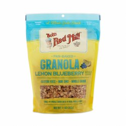 Bob's Red Mill Granola with Lemon Blueberry Flavor 11oz