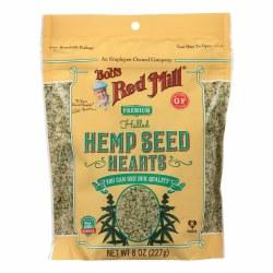 Bob's Red Mill Hulled Hemp Seed Hearts 8oz
