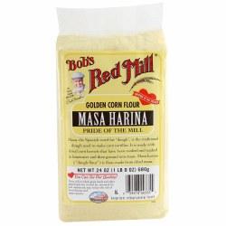Bob's Red Mill Golden Corn Flour Masa Harina 24oz