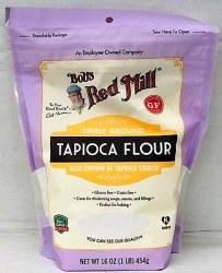Bob's Red Mill Tapioca Flour 16oz